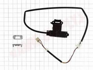 W10404050   Whirlpool Washer Lid Switch Assembly