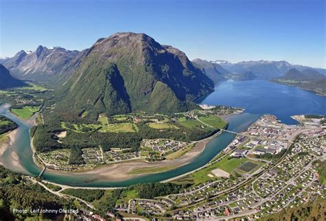 Andalsnes City Norway Hd Wallpapers And Photos