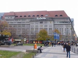Öffnungszeiten kdw berlin