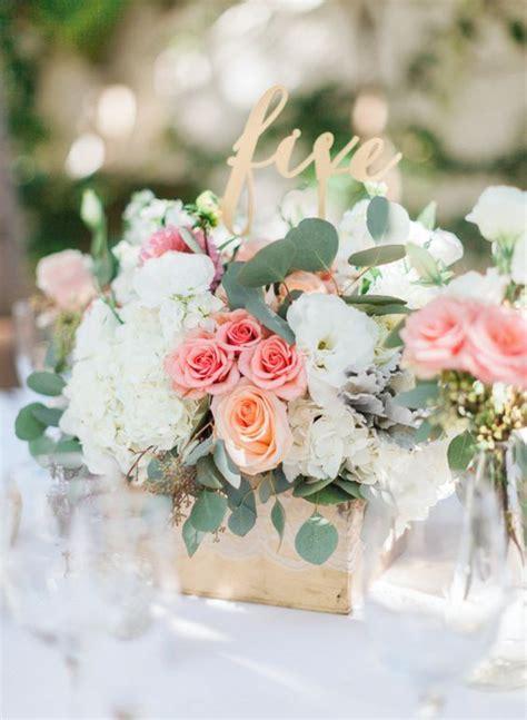wooden box wedding decor centerpieces wedding table