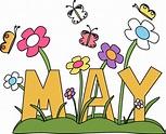 May Clip Art - May Images - Month of May Clip Art