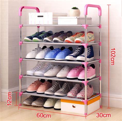 Rak Sepatu 5 Susun rak sepatu portable serbaguna 5 susun grosir cirebon