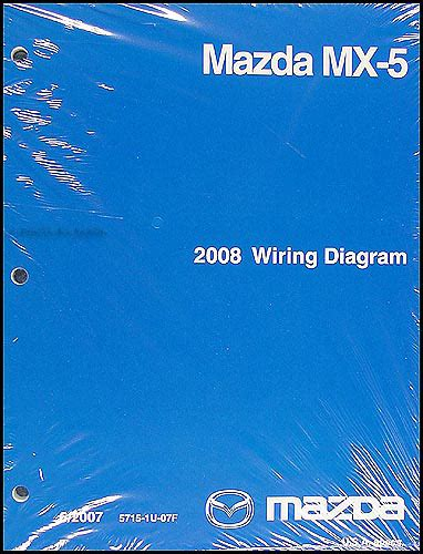 Mazda Miata Wiring Diagram Original