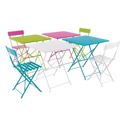 table et chaise de jardin carrefour table et chaise de jardin carrefour 7 tables et chaises