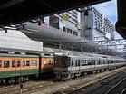 Kyoto Main Train Station - Japan Photograph by Daniel Hagerman