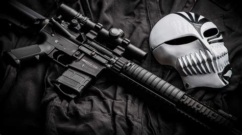 Find Best Latest Gun Wallpaper In Hd For