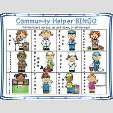 New Community Helpers *bundle
