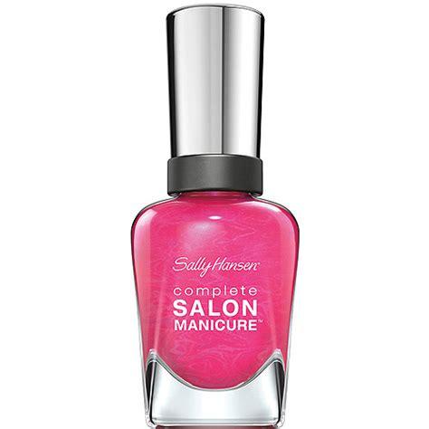 sally hansen led l walmart sally hansen complete salon manicure nail color back to