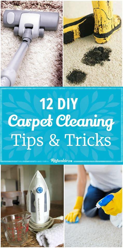 Diy Carpet Cleaning Tips Tricks Tip Junkie