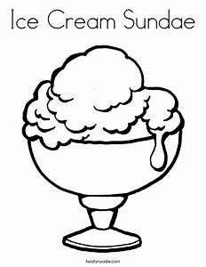 Gallery Ice Cream Sundae Bowl Clipart Black And White