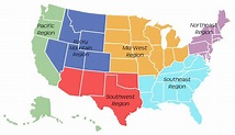 Regions of the United States for Kids: Songs, Stories ...
