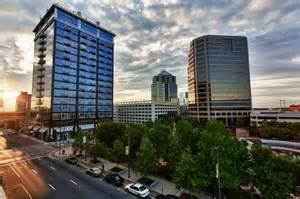 Downtown Greensboro NC