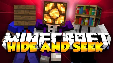 Hide And Seek  Cachecache Dans Minecraft Mon Lapinou