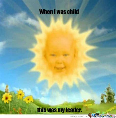 Sun Memes - teletubbie sun d by lenoname124 meme center