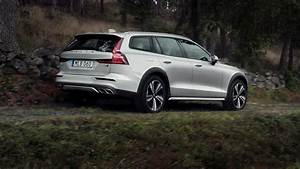 2020 Volvo V60 Cross Country Is Ready To Rough It Roadshow