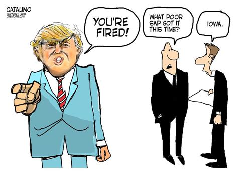 Trump Doing What He Does Best
