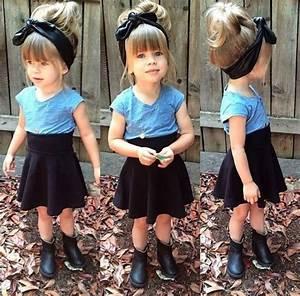 Skirt girls kids toddler kids clothes kids fashion ...