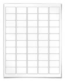 Address Label Template 60 Per Sheet Blank Answer Sheet 1 50