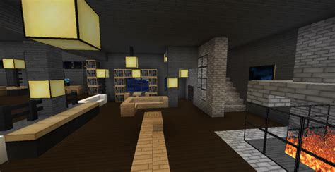 best living room designs minecraft top minecraft modern living room wallpapers