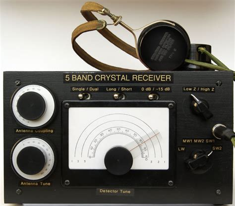 Longwave Extension For Crystal Radio The Radioboard