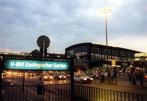 Wuppertal Zoologischer Garten Bahnhof by Berliner Geschichte Gezeichnet Der Bahnhof Zoo