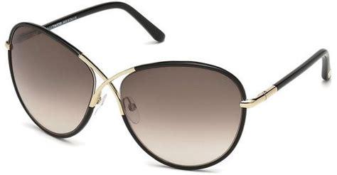 tom ford sonnenbrille damen tom ford damen sonnenbrille 187 rosie ft0344 171 kaufen otto