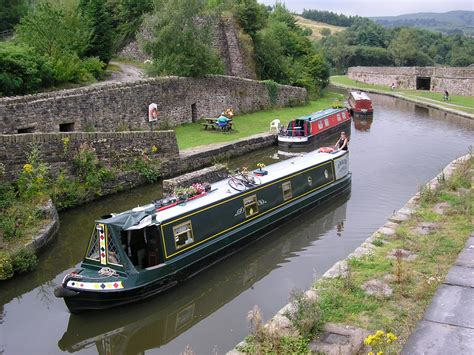 Canal Boat by Narrowboat