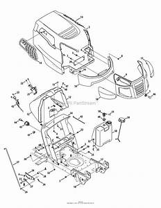 Mtd 13an77ss099  247 288812   2012  Parts Diagram For Hood