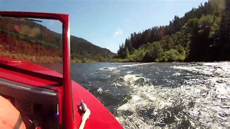 Jet Boat Rides Gold Beach Oregon by Rogue River Jet Boat Youtube