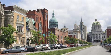 harrisburg pennsylvania location eastern university