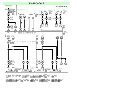 Audio Wiring Diagram For Nissan Sentra With Fosgate