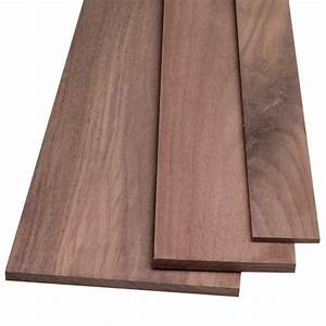 "Walnut by the Piece-1/4"" Thickness Rockler Woodworking"