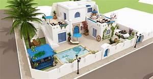 Vente maison appartement villa pas cher hammamet for Plan maison r 1 gratuit 7 vente maison appartement villa pas cher hammamet