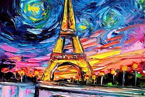 These Beautiful Paintings Are What Happen When Van Gogh Meets Pop Culture Simplemost