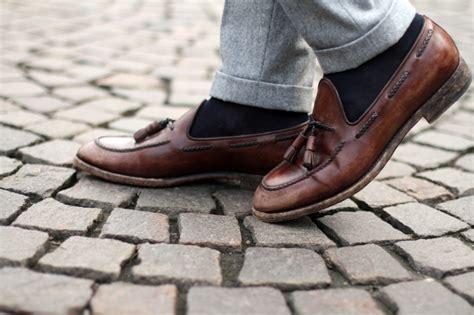 santoni loafers tassels men s fashion blog