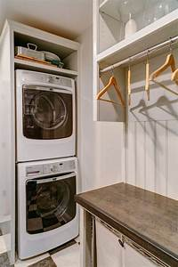 Having, Small, Laundry, Room, Without, Worry, With, Smallest, Stackable, Washer, Dryer, U2013, Homesfeed