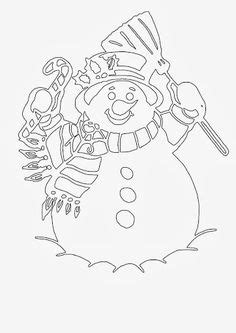 winter scene coloring pages  adults google search