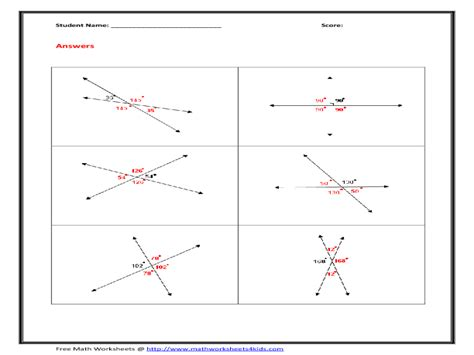 uncategorized adjacent angles worksheet klimttreeoflife