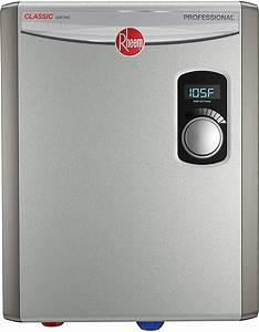 10 Best Electric Tankless Water Heater 2021