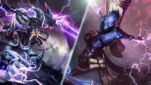 Champion Update Preview: Kassadin, Ryze & more! | League ...