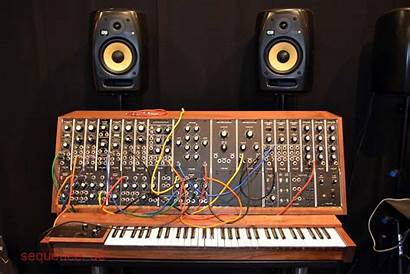 Moog Modular System Synthesizer Sequencer Release Re