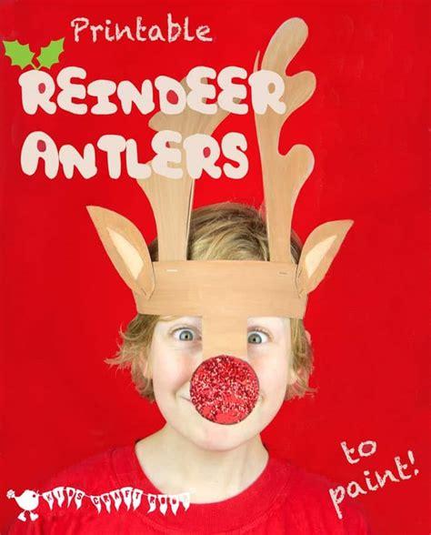 cute reindeer crafts  kids