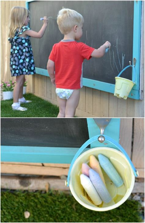 joyful diy outdoor play areas  kids  love