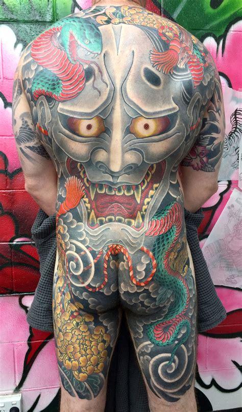 alex rusty japanese tattoo specialist  sydney