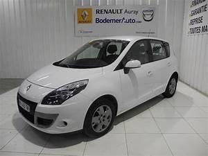 Voiture Occasion Renault : voiture occasion renault scenic iii dci 130 fap expression euro 5 2011 diesel 56400 auray ~ Medecine-chirurgie-esthetiques.com Avis de Voitures