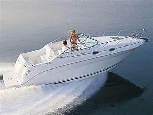 2000 Sea Ray 260 Sundancer Power Boat For Sale