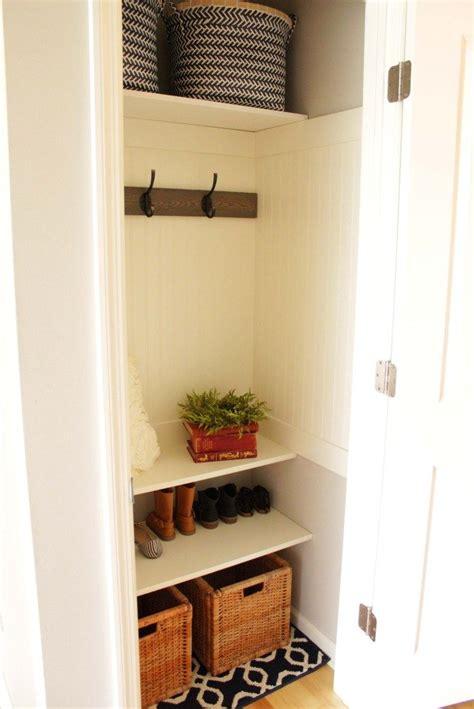 Small Hallway Closet Organization Ideas by Walk In Closet Ideas Closet Organizer Closet Systems