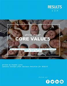 Establishing Core Values For Your Business