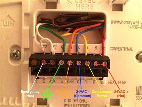Honeywell Thd Wiring Diagram Sample
