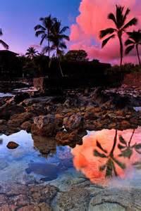 Kona Hawaii Tide Pools